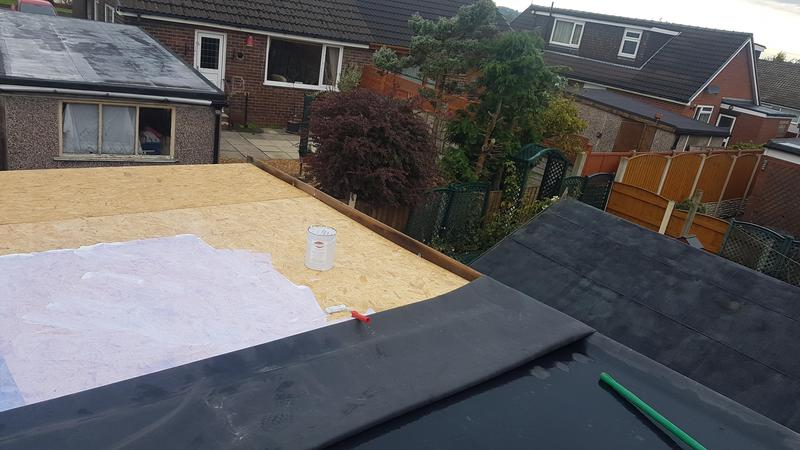 Image 29 - Application of firestone rubber membrane 100%guarantee