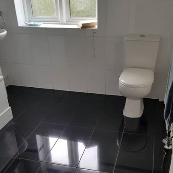 Image 7 - finished decoration after bathroom was finished