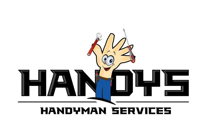 Handy's Scaffolding Services logo
