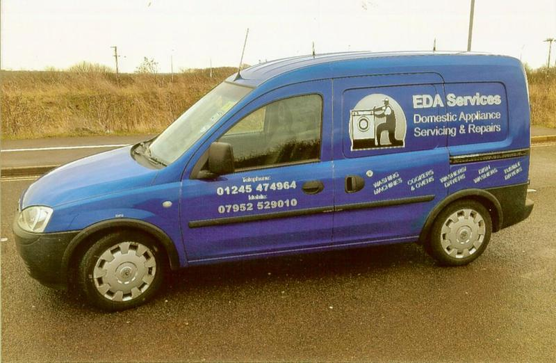 EDA Services (Essex Domestic Appliances) logo