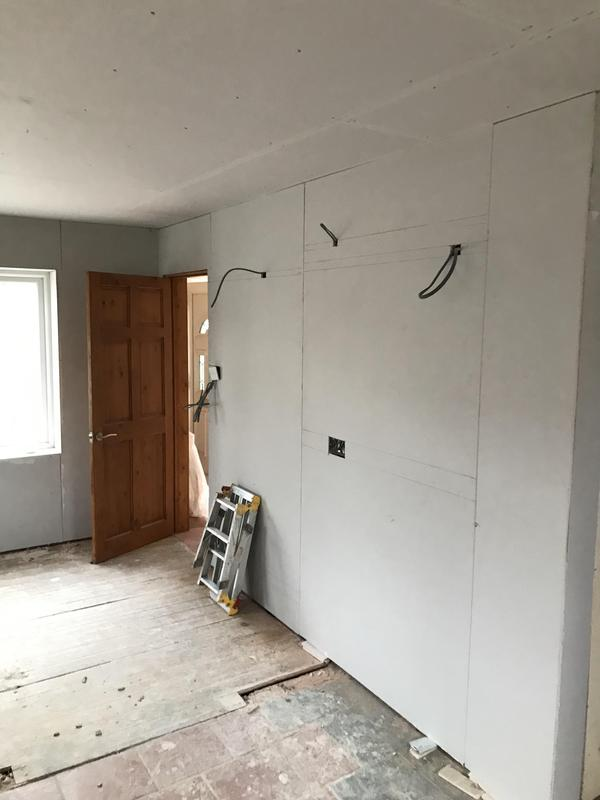 Image 12 - Boarding of kitchen
