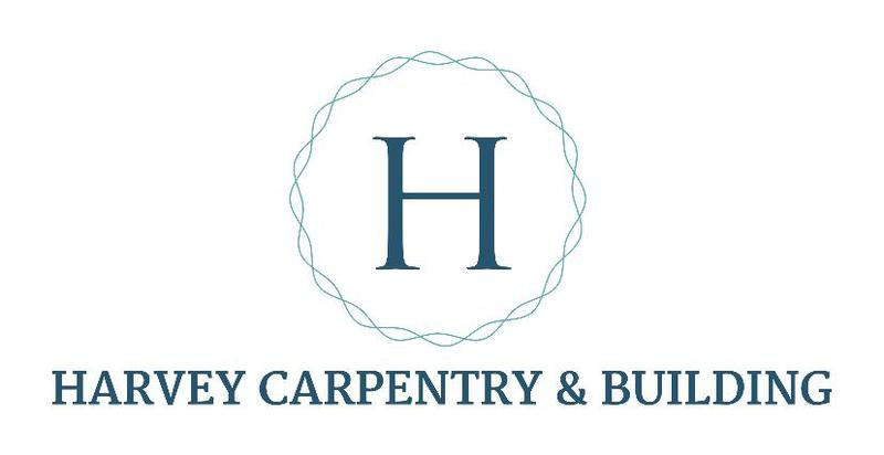 Harvey Carpentry and Building logo