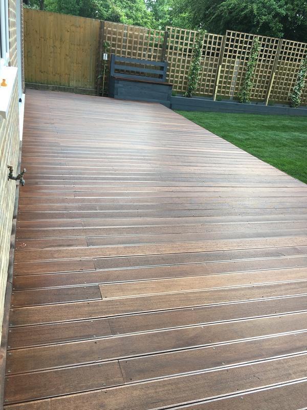 Image 5 - Hardwood Balau decking