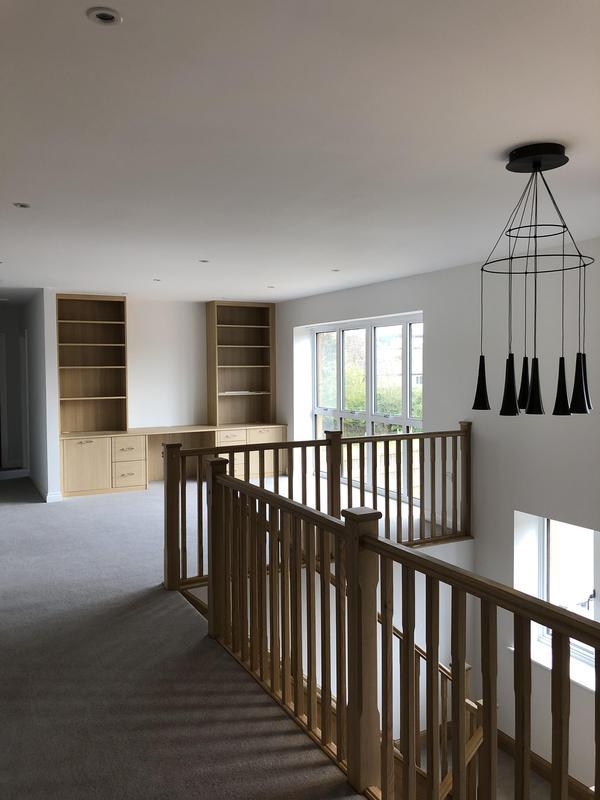 Image 4 - Light fitting installation