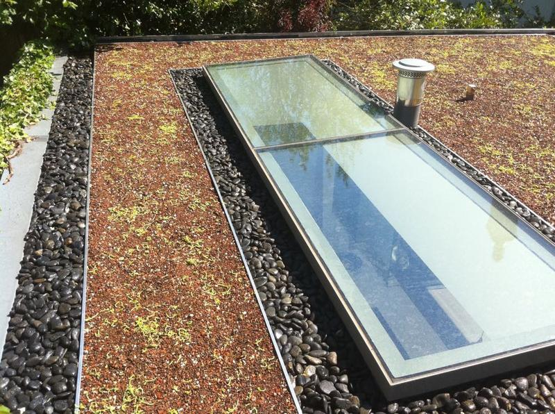 Image 16 - Soprema PVC Single Ply Membrane With Green Roof System - Highgate, London