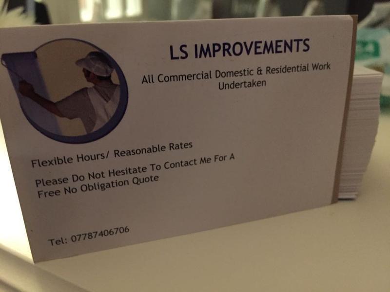 LS Improvements logo
