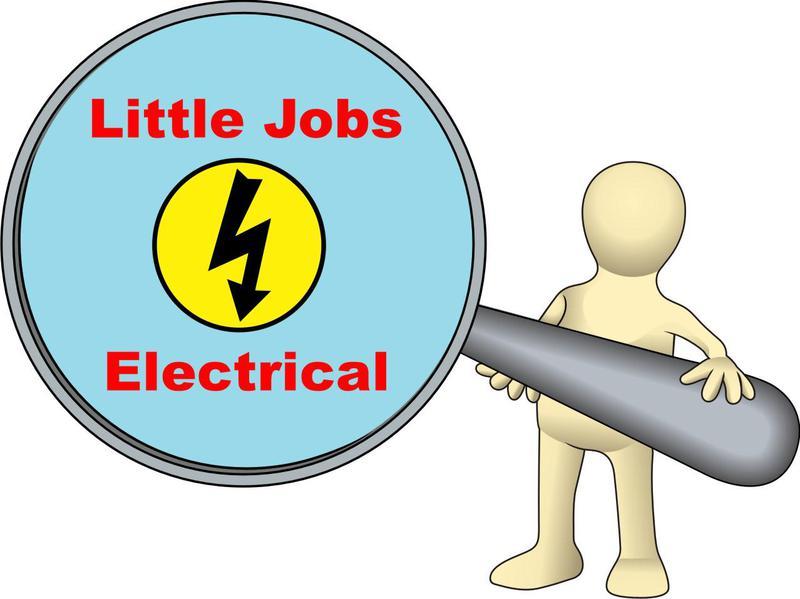 Little Jobs Electrical logo