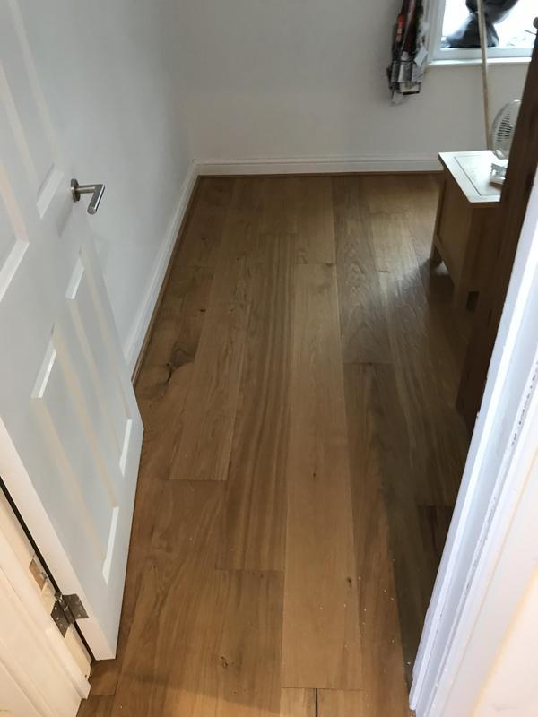 Image 4 - Engendered flooring/      Finished floor