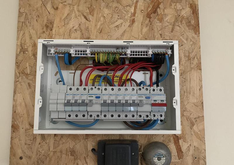 Image 14 - Upgraded fuseboard in rental flat london