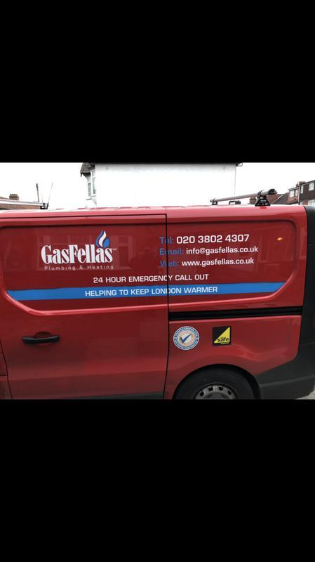Image 6 - GasFellas Van