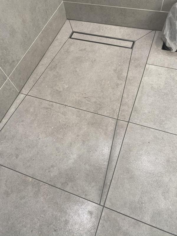 Image 16 - Wet room shower floor