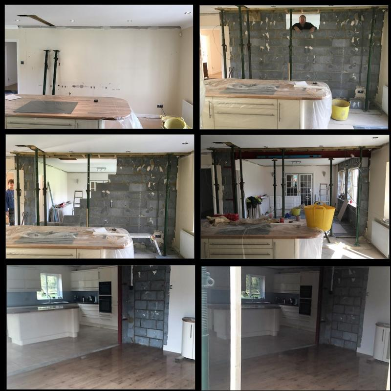Image 3 - Interior structural renovations