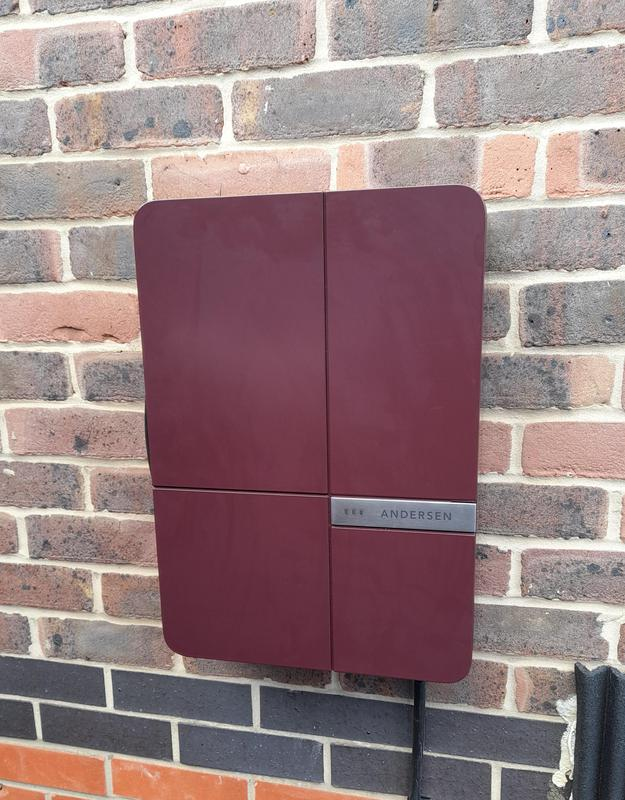 Image 6 - Electric Vehicle charging point