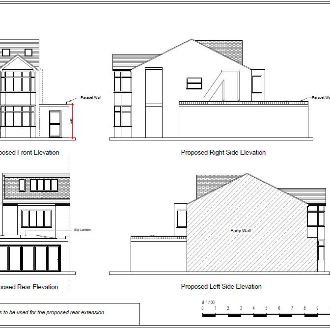 Image 1 - Rear Extension