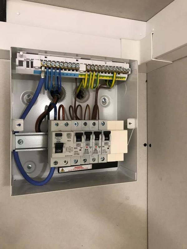 Image 5 - Fuseboard Change in Coggeshall