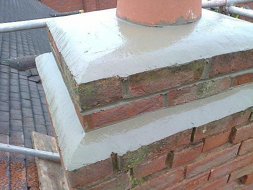 Image 15 - chimney repair work