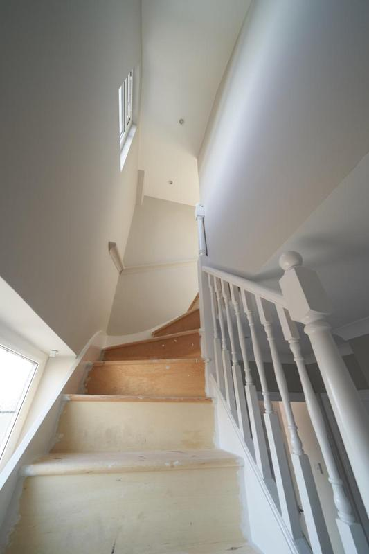 Image 47 - Newly painted and professionally finished loft conversion in Hayes.