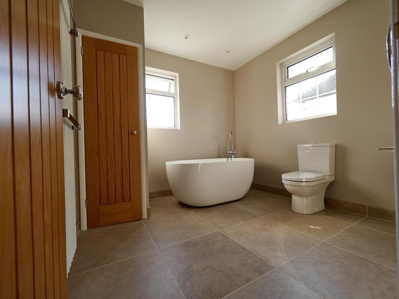 Image 107 - Gorgeous bathroom in Bickley. F&B Elephants Breath''