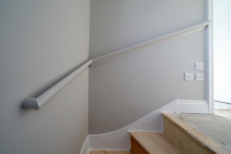 Image 49 - Newly painted and professionally finished loft conversion in Hayes.