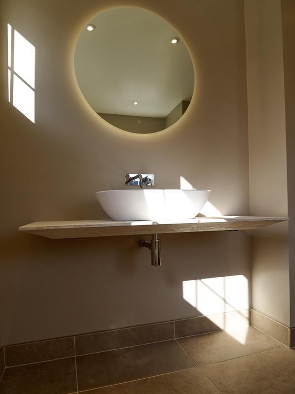 Image 106 - Gorgeous bathroom in Bickley. F&B Elephants Breath''