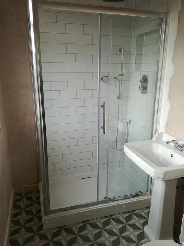 Image 18 - Bathroom refurb cont: