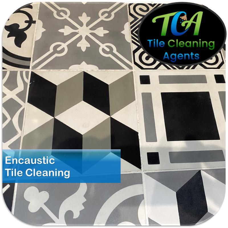 Image 3 - Encaustic Tile Cleaning