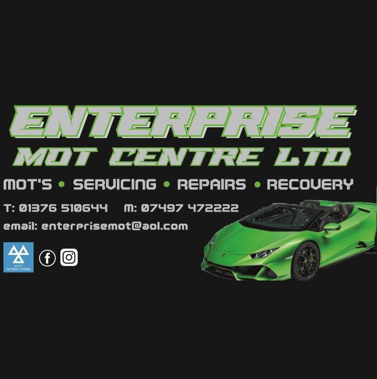 Enterprise MOT Centre logo