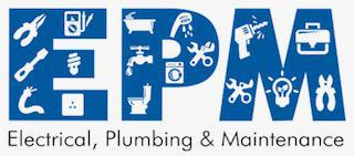 EPM Electrical Plumbing Maintenance logo