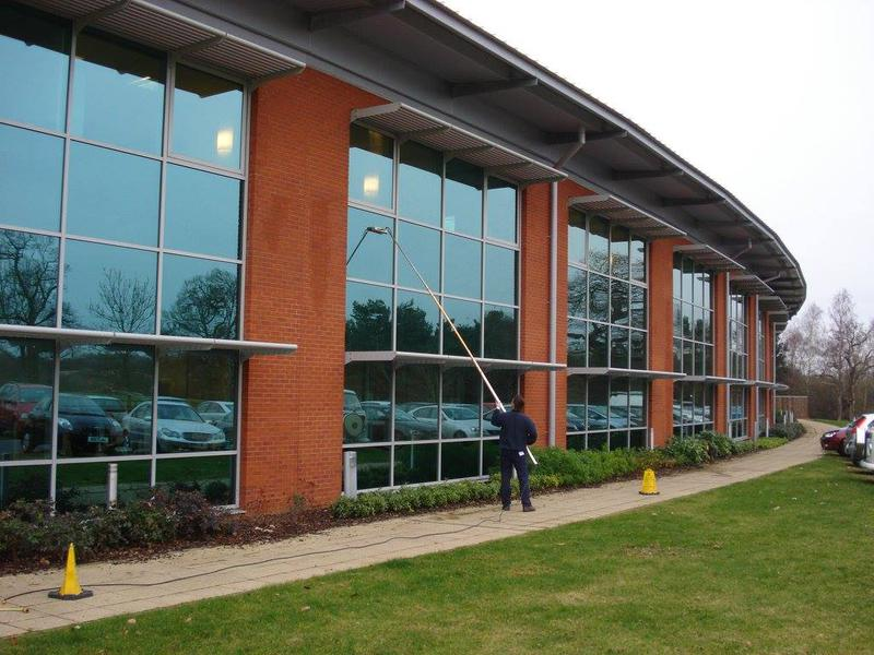 Image 13 - commercial window cleaning