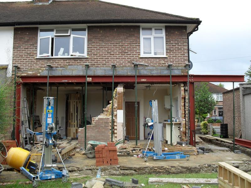 Image 3 - Rear extension during