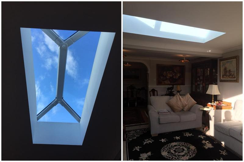 Image 35 - Lantern roof