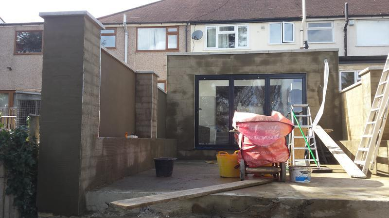Image 22 - Single storey extension