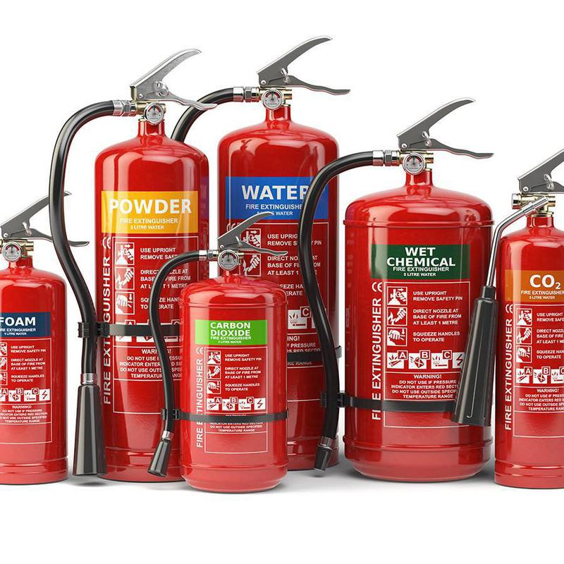 Image 12 - we supply, install and maintain fire extinguishers