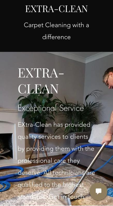 EXtra-Clean logo