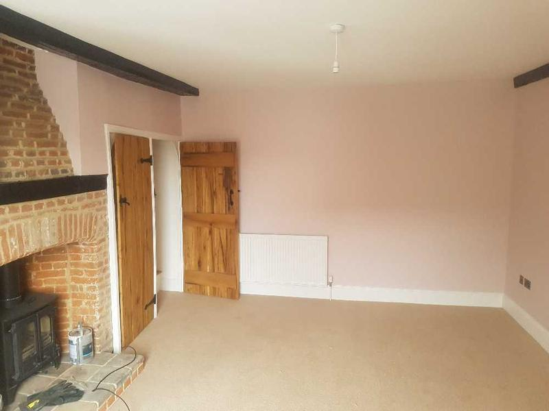 """Image 50 - Part of the renovation of """"the star"""" in fakenham by s1 builders norfolk"""