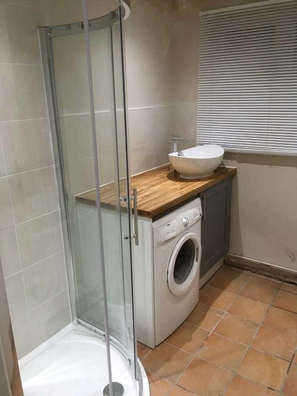 Image 23 - bathroom refit in by s1 builders norfolk