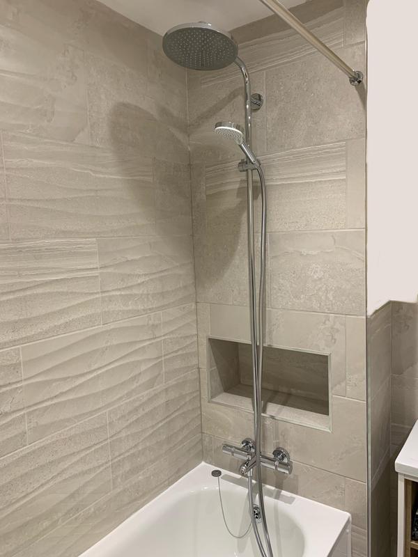 Image 14 - AFTER. New Eltham. Bathroom renovation
