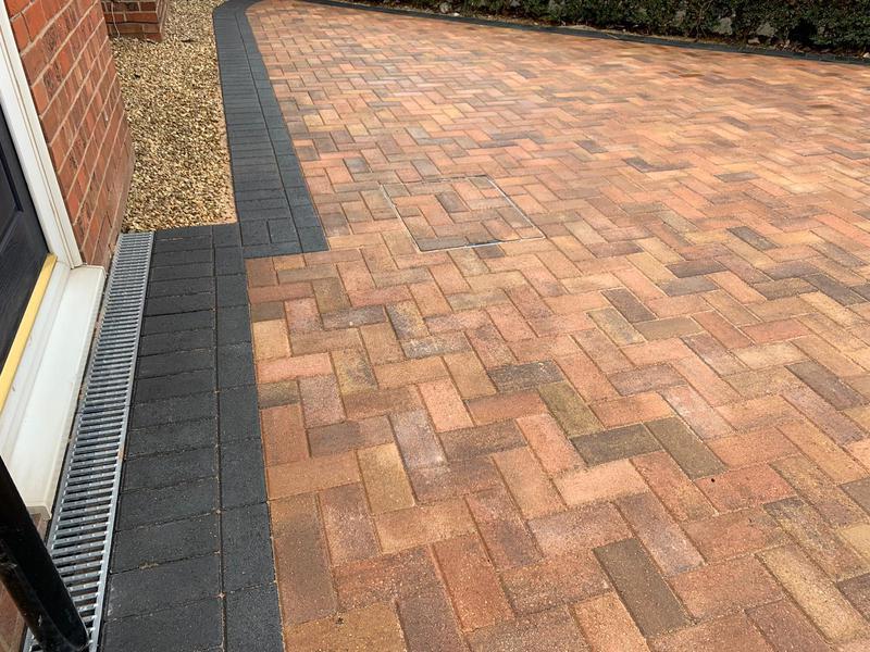 Image 22 - Block paving