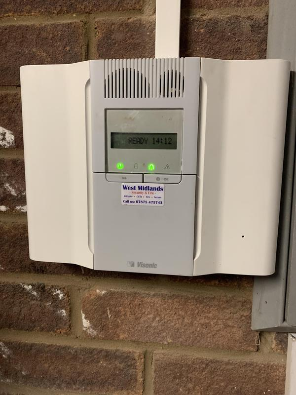 Image 5 - Wireless alarm system taken over and maintained