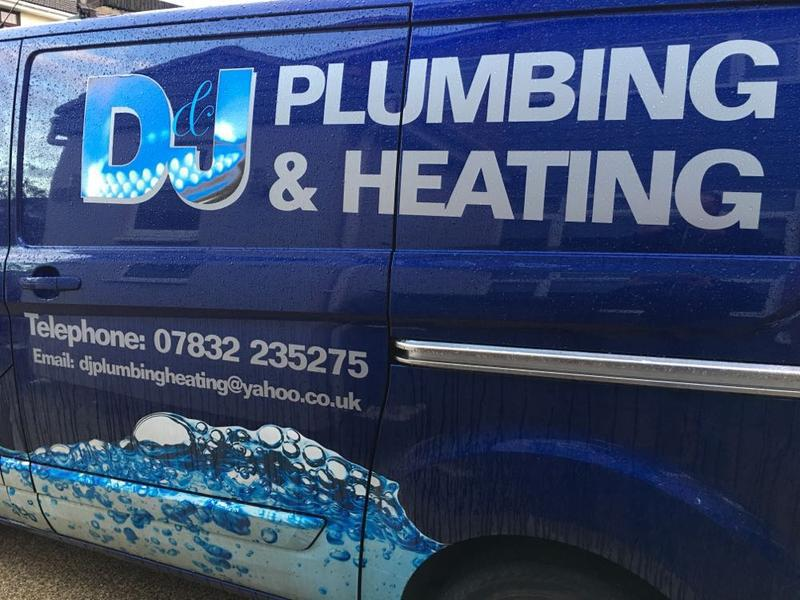 D&J Plumbing & Heating UK LTD logo