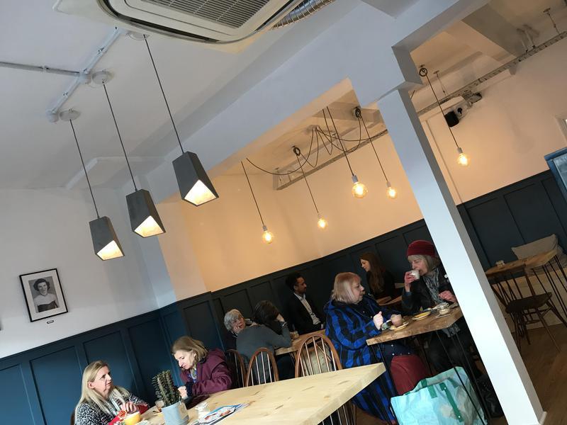 Image 2 - Coffee shop lighting