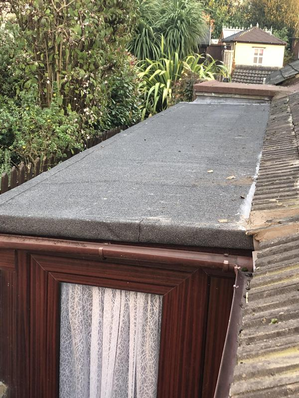 Image 8 - Flat roof after