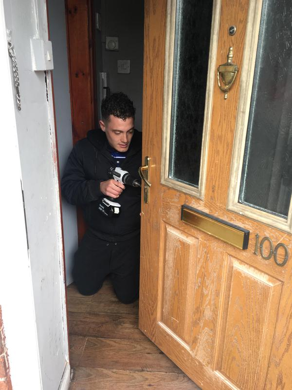 Image 12 - Gained entry for lock out in Wythenshawe