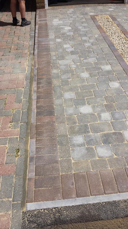 Image 27 - Block paving
