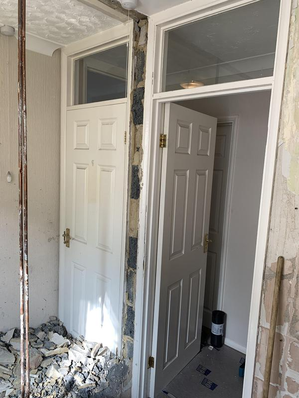 Image 45 - BEFORE. Dartford Bathroom