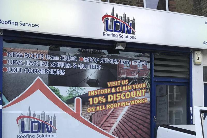 LDN Roofing Solutions Ltd logo