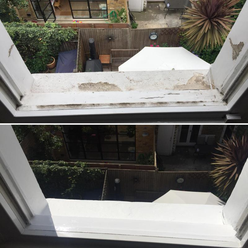 Image 11 - Painting and decorating repairs in London by Handy Gentlemen. Trusted handyman in Battersea