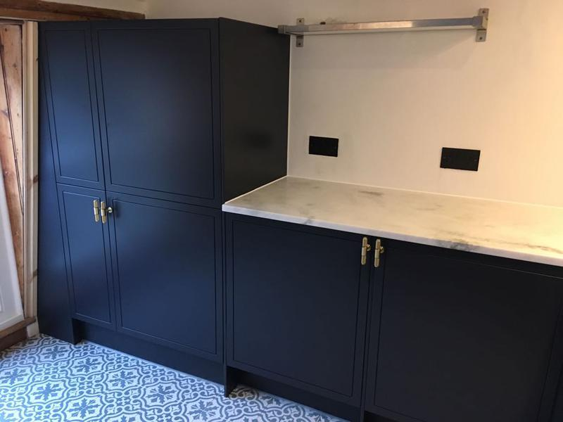 Image 20 - Kitchen at south London