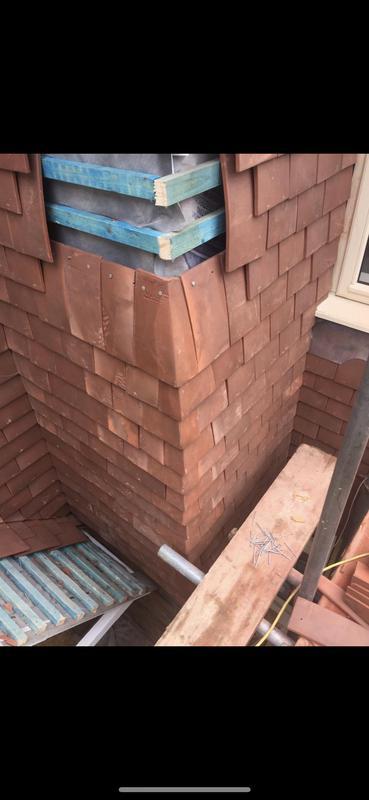 Image 24 - External corner vertical tiling