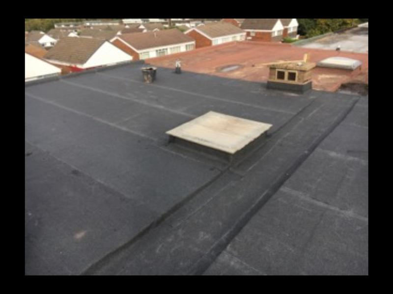 Image 16 - New roof completed.
